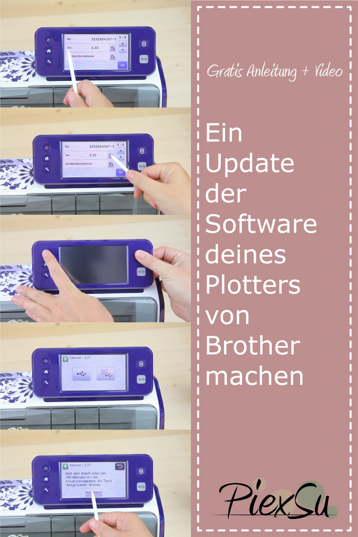 Plotteranleitung---Softwareupdate-für-Brother-Plotter-PiexSu-Pinterest