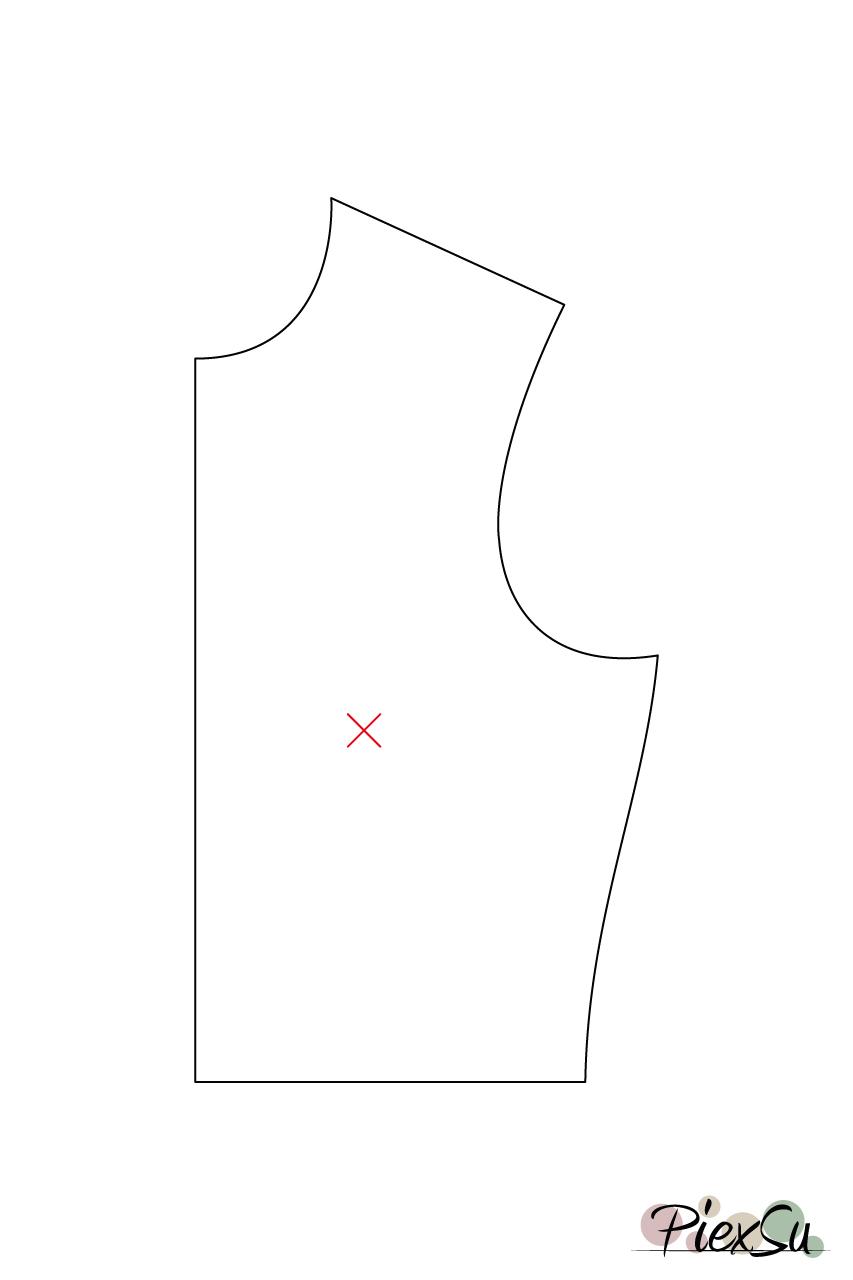 Schnittmuster-anpassen-große-Oberweite-FBA-Full-Bust-Adjustment-Schnittanpassung-PiexSu-(01)