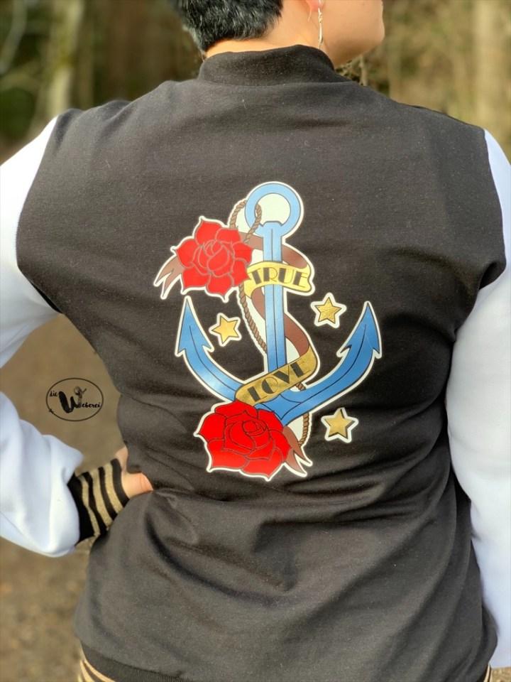Sonja Weber Schnittmuster PiexSu Scola College Jacke nähen nähanleitung ebook sweat jersey damenschnittmuster (2)