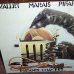 Levallet/Marais/Pifarély, instants chavirés