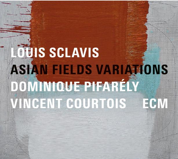 Sclavis / Pifarély / Courtois : Asian Fields Variations Image
