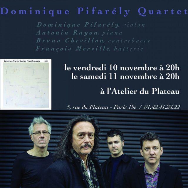 Concerts les 10 et 11 novembre à Paris