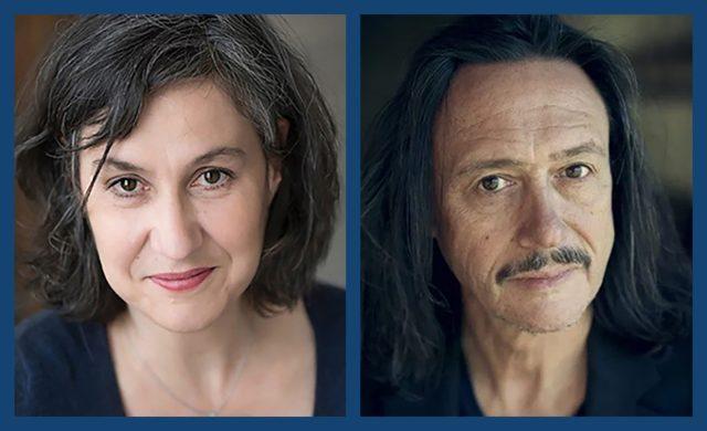 Papiers | Violaine Schwartz & Dominique Pifarély