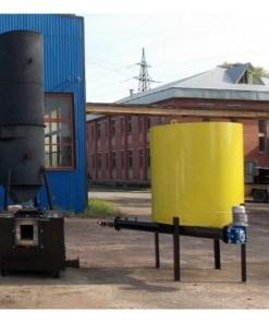 Газогенераторные установки для сжигания опилок УДСО