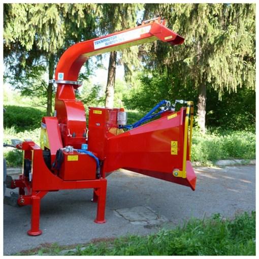 Дробилка древесная Scorpion 250R