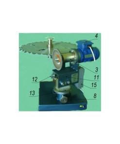 Станок СЗДП-02 для заточки дисковых пил 2