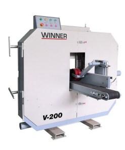 V-200 горизонтальный 2х ленточный делитель WINNER