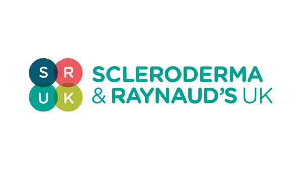 Scleroderma and Raynauds UK logo