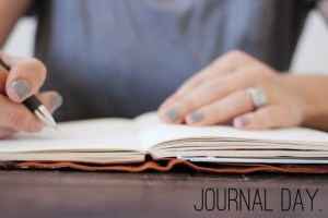 Journal Day – Critiquing Myself