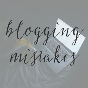 5 Common Blogging Crimes No Blogger Should Commit