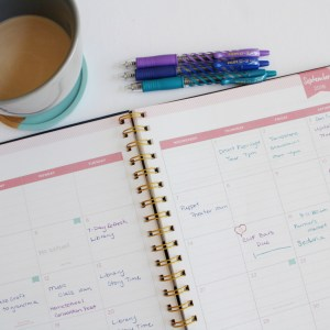 How I plan out our homeschooling month