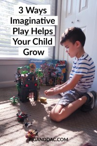 3 Ways Imaginative Play Helps Your Child Grow