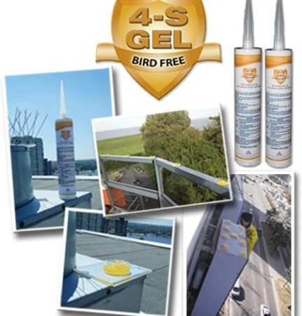 Bird Free Bird Deterrent Gel