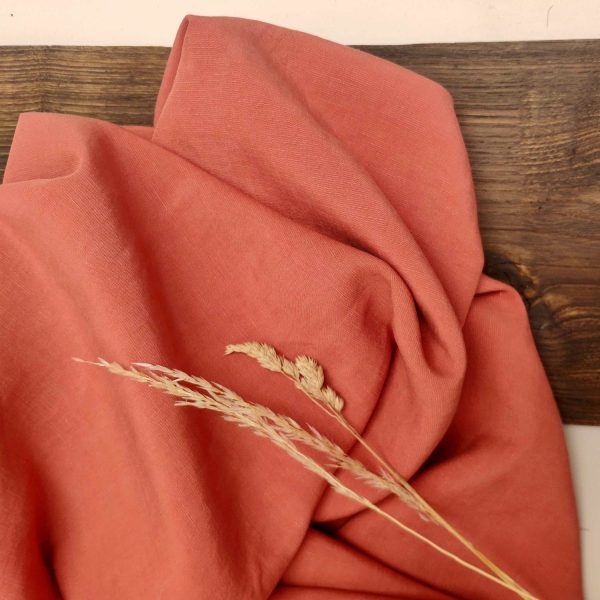 Sanded Tencel Linen Mix(21s)