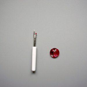 Cherry bomb - 15mm shirting buttons