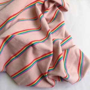 Yarn dyed The Rainbow Jersey(medium weight) -F26689 --5