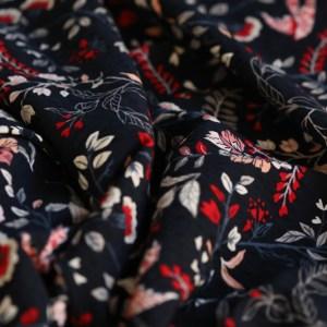 Love bird - Tencel cotton blend