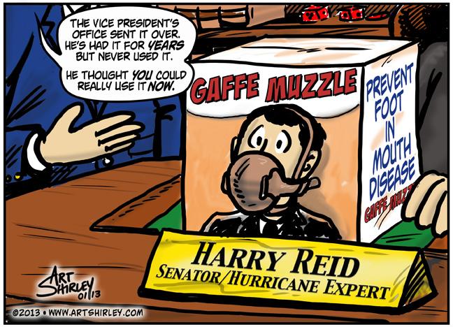 Gaffe Muzzle