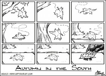 Autumn in the South