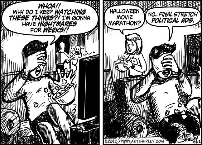 Halloween Scare!