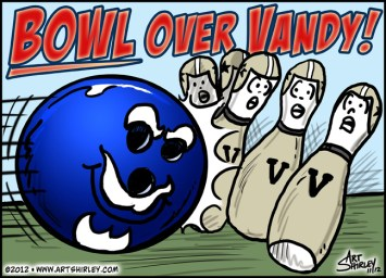 Bowl over Vandy!