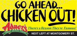 Go Ahead...Chicken Out!