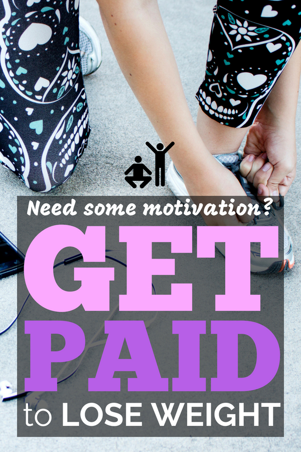 How to Get Paid to Work Out and Lose Weight with HealthyWage by Piggy Bank Principles