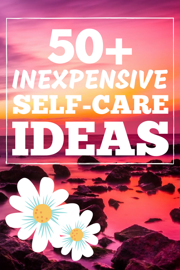 Inexpensive Self-Care Ideas by Piggy Bank Principles