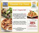 Izzi Pizza diskon25%