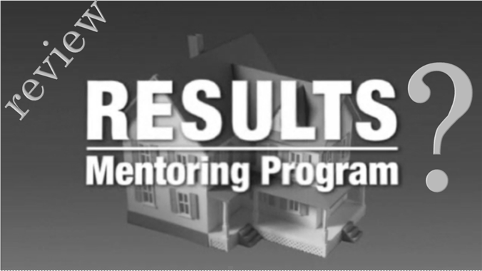RESULTS Mentoring Program Review