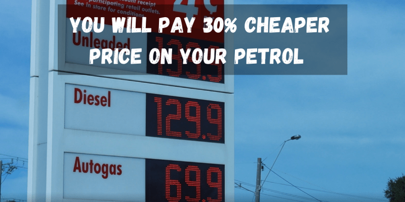 Cheap petrol price around me