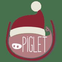 piglet-santa