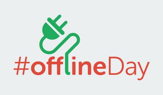 #offlineDay