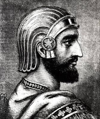 Cyrus the Great (Persian First XI)