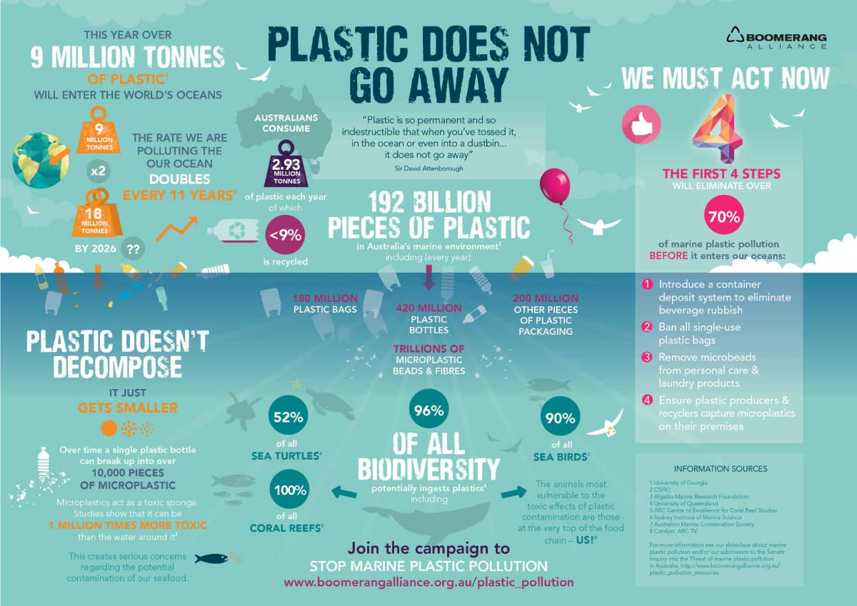 Deposit Schemes Reduce Drink Containers In The Ocean By 40