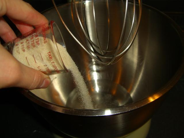 Add gelatin