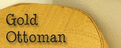 Gold Ottoman Tutorial