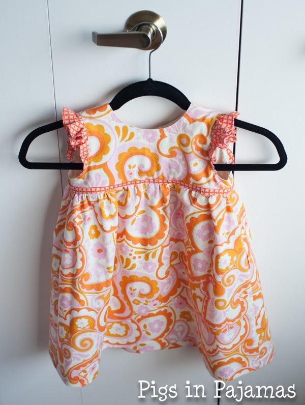 Made By Rae Geranium Dress