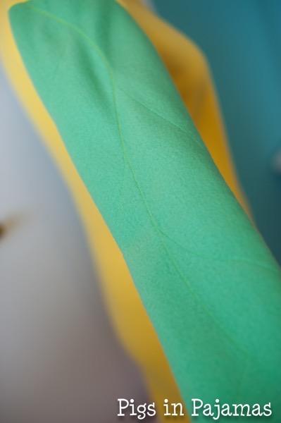 Weepinbell costume sleeve leaf detail 34919743633 o