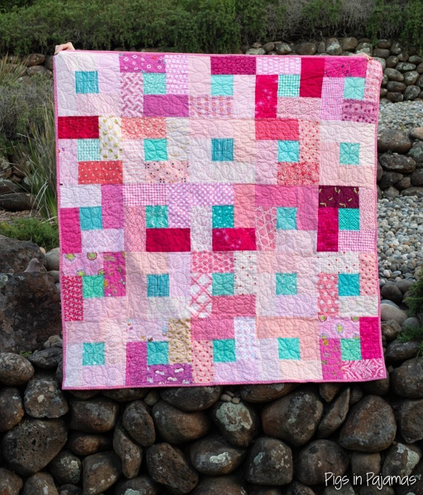 Grace Circle Quilt full front
