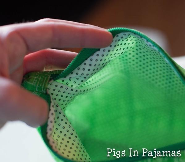 Green ditty bag inside 11039137274 o