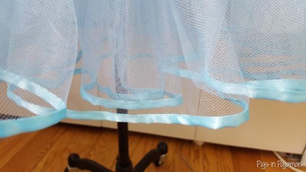 Blue petticoat 3