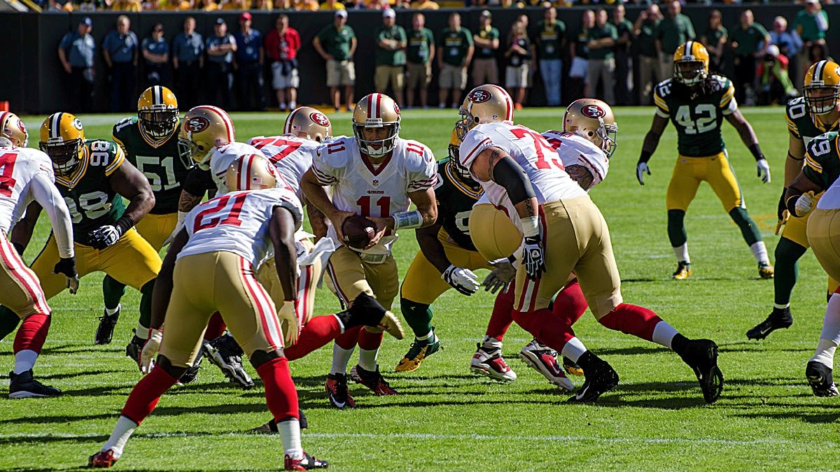Top five: books for San Francisco 49ers fans