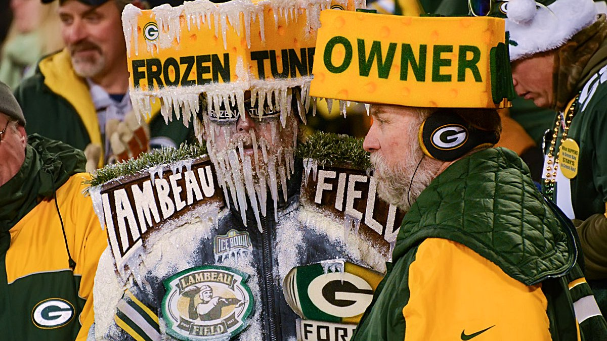 Top five: books for Green Bay Packers fans