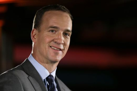 Broncos quarterback Peyton Manning (Photo: (Mark Humphrey/AP)