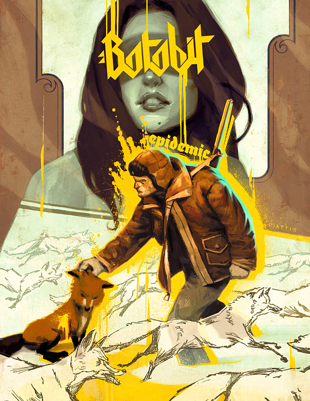 Botobit Cover by Federico Piatti