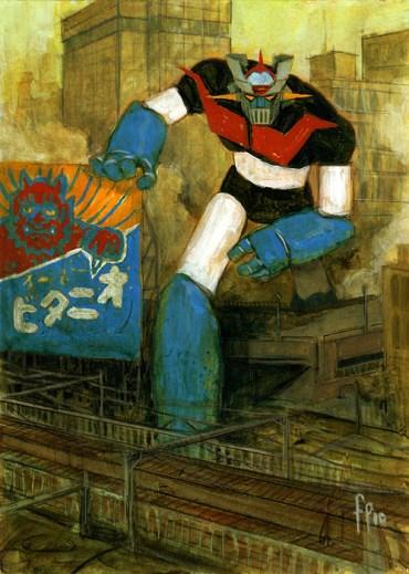008 – Mazinger Z!