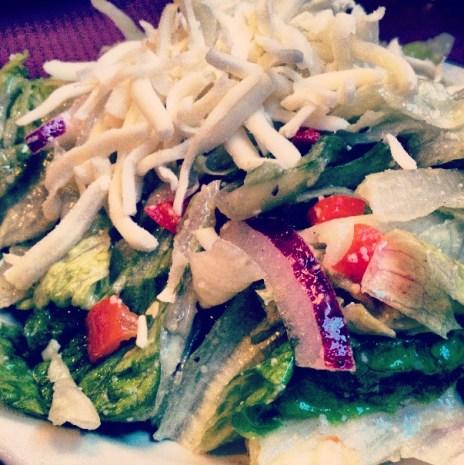 House Salad (Mine)