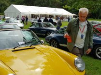 Richard and a 911 Targa