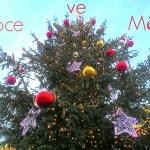 Kouzlo Vánoc #3 |Vánoce ve městě (a bez sněhu)